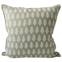 Lucknow Saltbush Cushion by Walter G