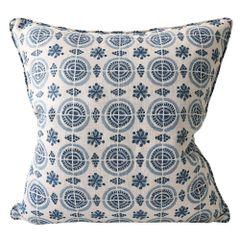 Amreli Azure Cushion by Walter G