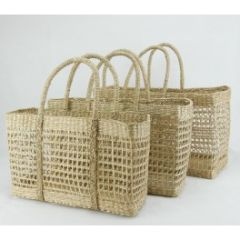 Liana Seagrass Basket