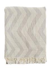 Turkish Towel Zig Zag- Soft Grey