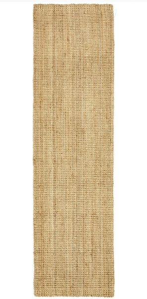 Barker Jute Runner- Natural