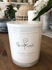 Soy Candle- Coconut Island