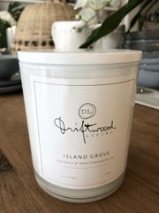 Soy Candle- Island Grove