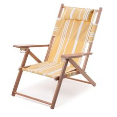 Tommy Chair Vintage Yellow by Business & Pleasure Co.