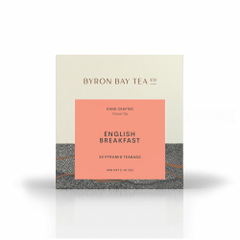 Byron Bay Tea Co- English Breakfast