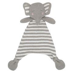 Security Blanket Eli the Elephant