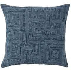 Versailles Embroidered Cushion