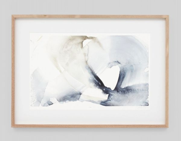 Wave Break Framed Print