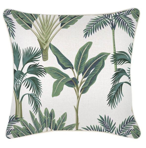Outdoor Indoor Cushion- Del Coco
