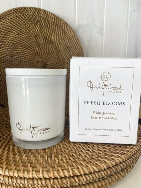 Fresh Blooms Candle