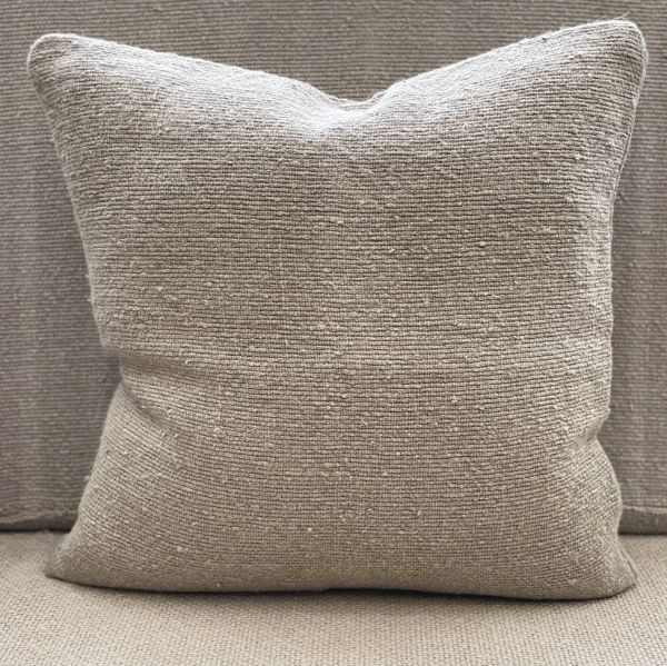 Rustic Linen Cushion