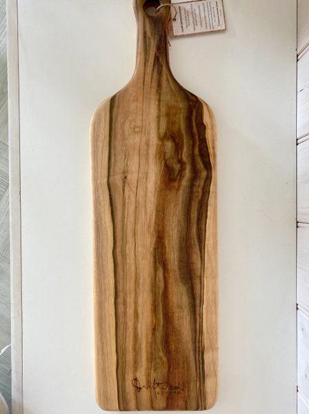 Paddle Chopping Board