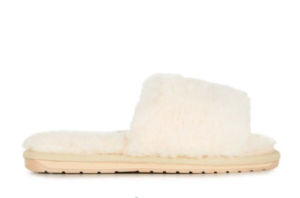 Emu Myna Sheepskin Slipper