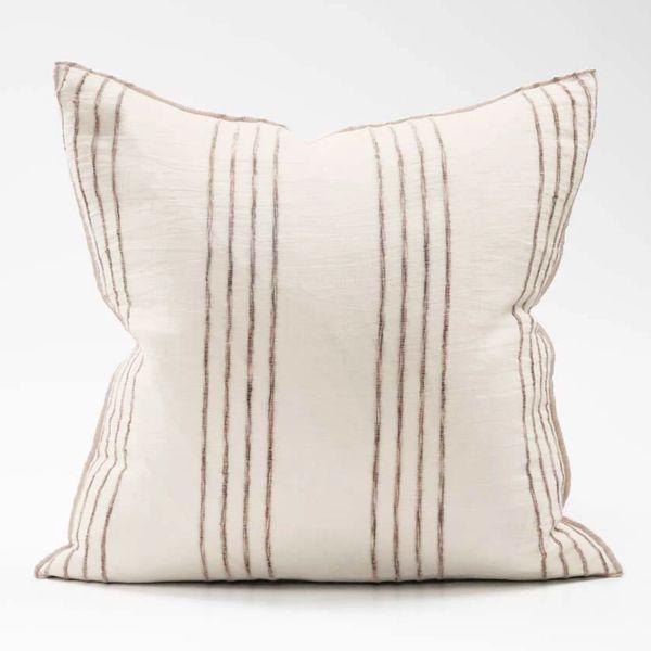Rock Pool Linen Cushion
