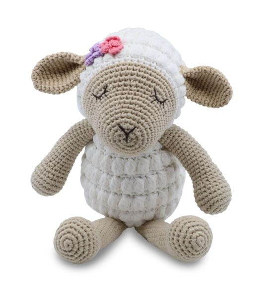 Snuggle Buddies Medium Lamb Toy