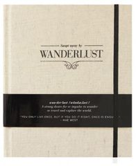 Swept Away by Wanderlust - Journal