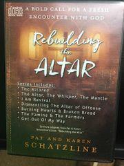 Rebuilding The Altar CD Series
