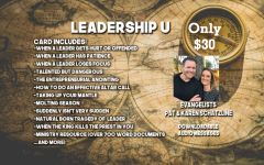 Leadership U Drop Card