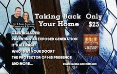 Taking Back Your Home Digital Download Card