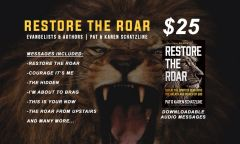 Restore The Roar Drop Card