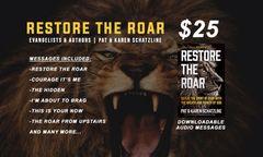 Restore The Roar Drop Card