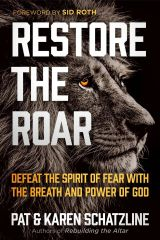 Restore The Roar Book