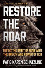 Restore The Roar Book