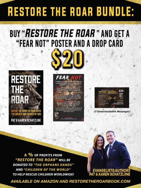 Restore The Roar Bundle!