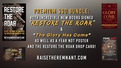 SPECIAL BUNDLE - Glory Has Come & Restore The Roar