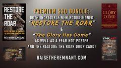 SPECIAL BUNDLE - Glory Has Come & Restore The Roar