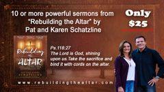 Rebuilding The Altar Drop Card