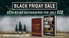 Black Friday - Autographed RTR & Glory