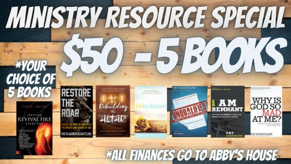Ministry Resource Special (5 books)