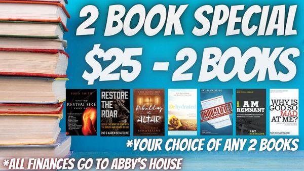 2 Book Special