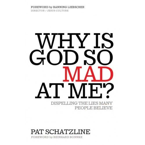 Why Is God So Mad At Me? Book