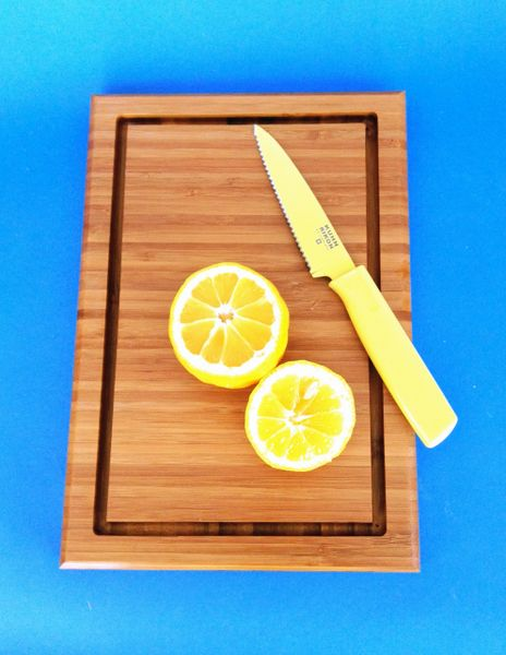 Citrus Cutting Board