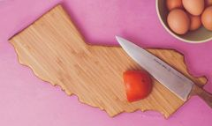 California Serving and Cutting Board