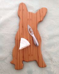 French Bulldog Cutting/Serving Board