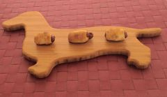 Dachshund Cutting/Serving Board