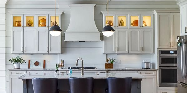 Kith Kitchens is a Family Owned - AMERICAN MADE - business who meets you in the design process with
