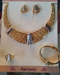 GOLD PLATED SET-10