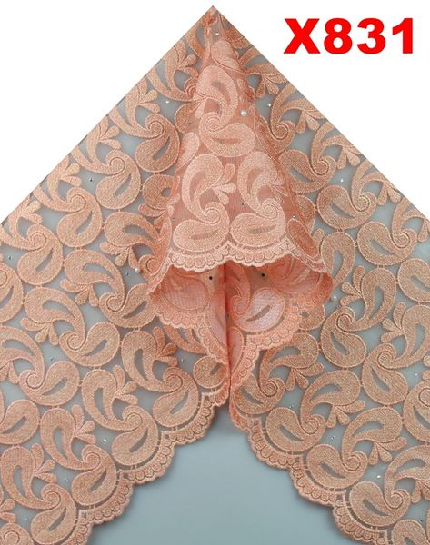 FRENCH LACE WITH BEADS-05