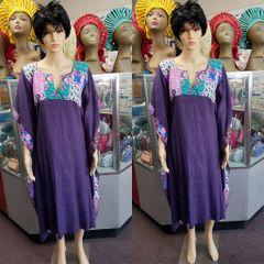 SHORT BOUBOU DRESS-CLR 5