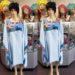 SHORT BOUBOU DRESS-CLR 9