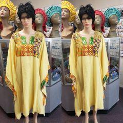 SHORT BOUBOU DRESS-CLR 11