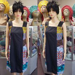SHORT ANKARA DRESS-12