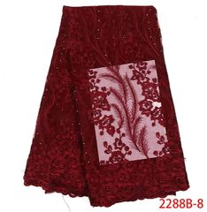 TULLE LACE-810