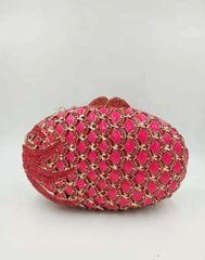 CRYSTAL CLUTCH PURSE-164