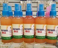 HALF CASTE OIL