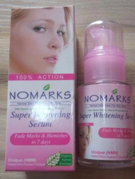 NOMARKS SUPER WHITENING SERUM
